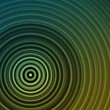 Stock Photo: Concentric Circles