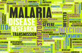 Malaria — Stock Photo