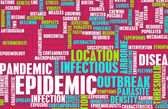 Epidemic — Stock Photo