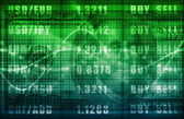 Foreign Exchange — Stock Photo