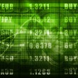 Stock Photo: Forex Market