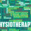 Stock Photo: Physiotherapy