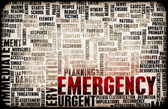 Emergency Concept — Stock Photo