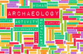 Archaeology — Stockfoto