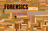 Forensics — Stock Photo