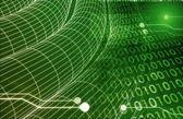 Tecnología de la información web — Foto de Stock
