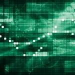 Stock Market Analysis — Stock Photo