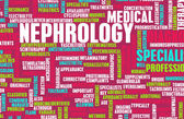 Nephrology — Stockfoto