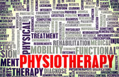 Physiotherapy — Stockfoto