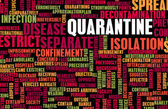 Quarantine — Stock Photo