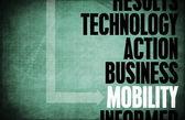 Mobilność — Zdjęcie stockowe