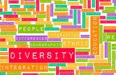 Diversidad — Foto de Stock