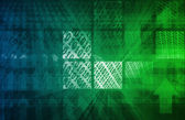 Spyware Network — Stock Photo