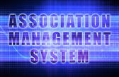 Association Management System — Stock Photo