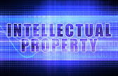 Intellectual Property — Foto de Stock