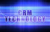 CRM Technology — Foto Stock