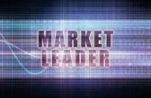 Market Leader — Stock Photo