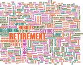 Retirement Planning — Stock Photo