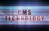 CMS Technology — Stock Photo
