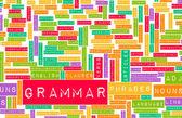 Grammar — Stock Photo