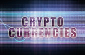 Cryptocurrencies — Stock Photo