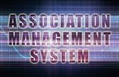Association Management System — 图库照片