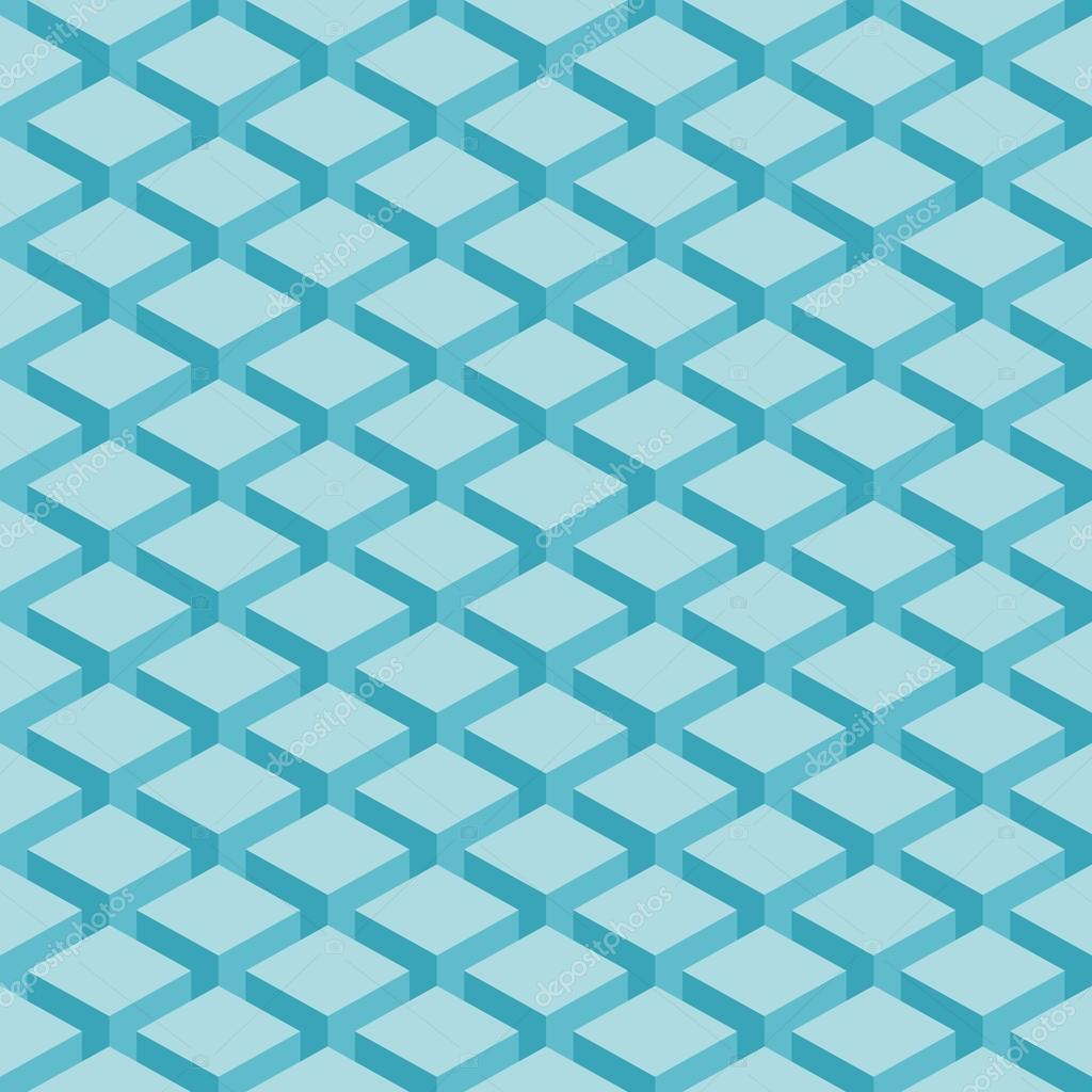 Seamless pattern blue  Repetition Pattern
