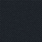 Seamless texture brick wall pattern dark gray background with noise grain effect. Contemporary swatch simple modern style. This image is a bitmap copy my vector illustration — Stock Vector
