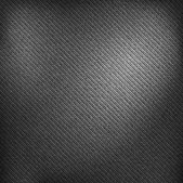Noise effect grainy texture with corner highlight on black and dark gray background. Seamless pattern metal vintage grunge surface. Template size square format. Bitmap copy my vector illustration — Stock Vector