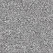 Seamless texture with noise effect television grainy for background. Black and white template size square format. . TV screen no signal. This image is a bitmap copy my vector illustration — Vettoriali Stock
