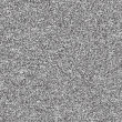 Seamless texture with noise effect television grainy for background. Black and white template size square format. . TV screen no signal. This image is a bitmap copy my vector illustration — Imagens vectoriais em stock