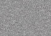 Seamless texture granuleuse pour arrière-plan une télévision effet bruit. format carré de taille modèle noir et blanc. . tv n'écran aucun signal. cette image est une bitmap copier mon illustration vectorielle — Vecteur