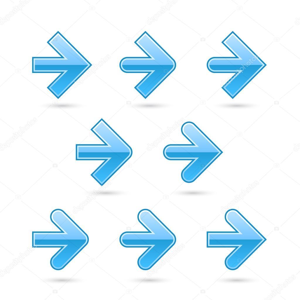 значки на форме: