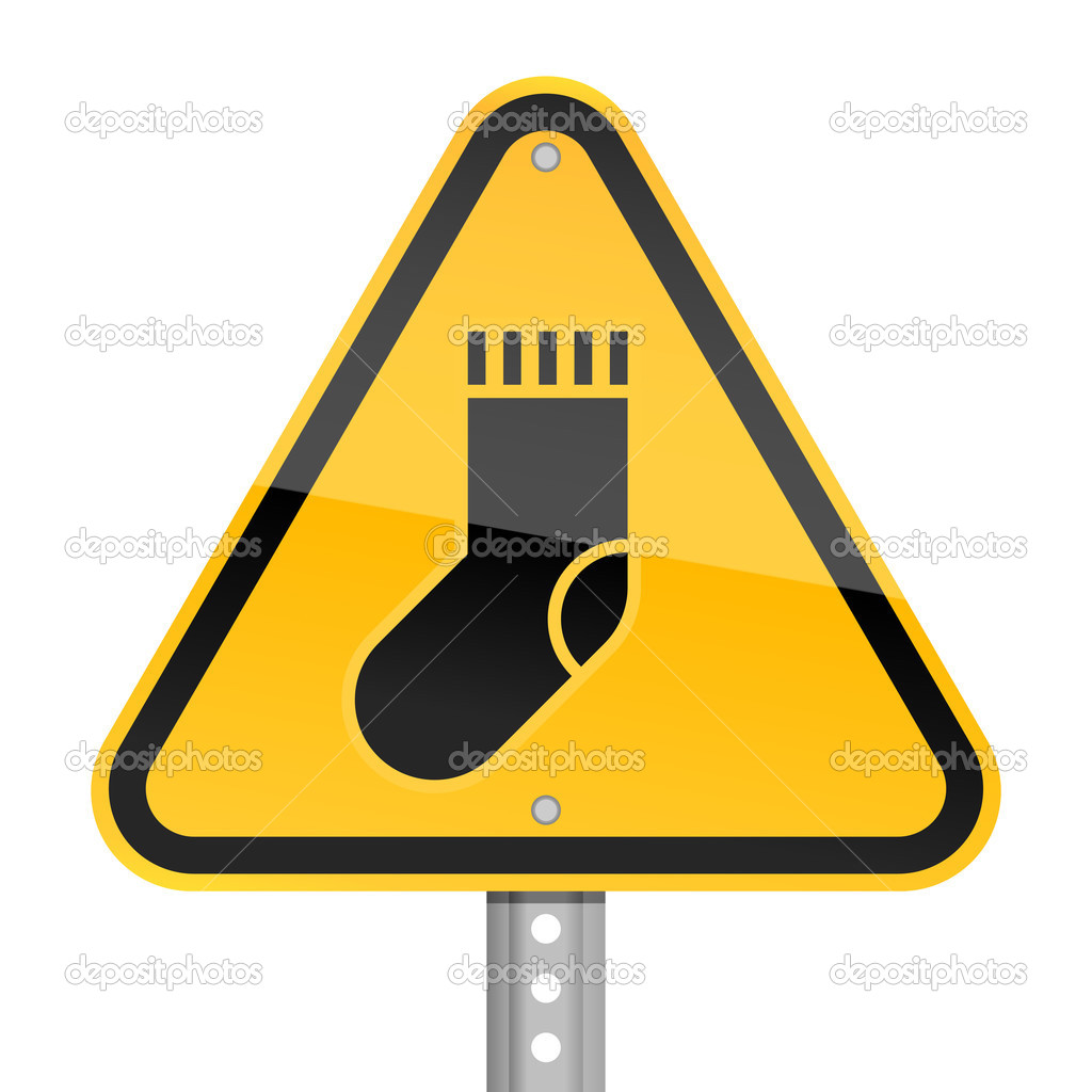 Road Warning Signs Symbols Hazard yellow road warning sign with black    Warning Signs And Symbols Black And White