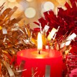 Christmas Candle Light — Stock Photo #23710513