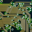 Computer board electronics — Stock Photo #23710591