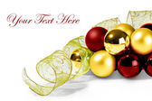 Mery Christmas Card — Stock Photo