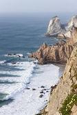 Cliff at Cabo da Roca — Stock Photo
