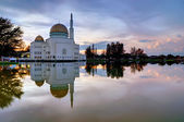 As Salam mosque — Stock Photo