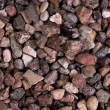 Uneven pebbles — Stock Photo
