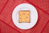 Sandwich au fromage — Photo