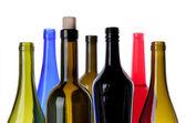 Bouteilles de vin — Photo