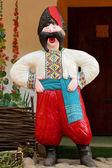 Standbeeld van een man — Stockfoto
