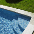 Stock Photo: Hotel swimming pool 4