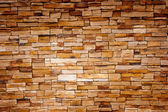 Handcraft Brick Wall — Stock Photo