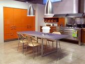 Modern Kitchen Architecture 02 — Stock Photo