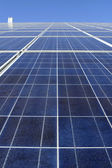 Photo voltaic panel — Stock Photo