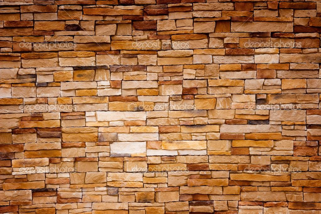 Pared de ladrillos artesanales foto de stock 30451613 - Ladrillos para pared ...