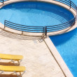 Stock Photo: Relax in hotel pool