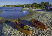 Applecross foreshore in Perth — Stock Photo